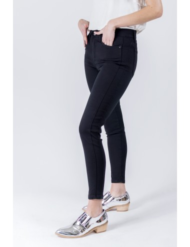 JEAN BLACK STRIPE